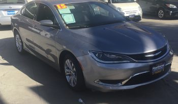 2015 Chrysler 200 full