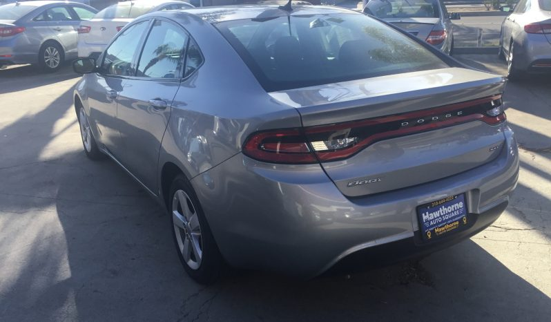 2015 Dodge Dart full