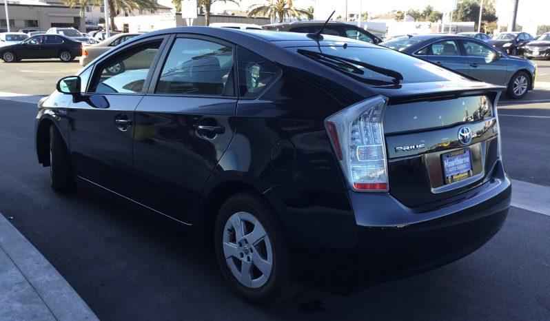 2011 Toyota Prius full