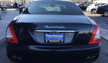 2009 Maserati Quattroporte full