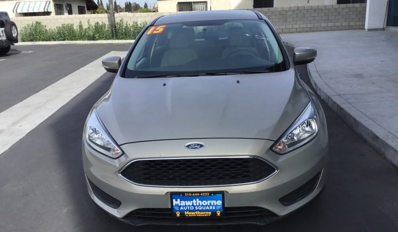 2015 Ford Focus full