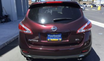 2014 Nissan Murano full