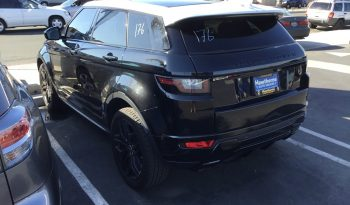 2016 Land Rover Range Rover Evoque full