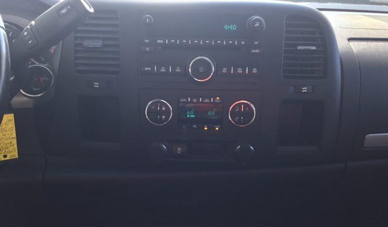 2012 Chevrolet Silverado 1500 full