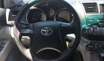 2011 Toyota Highlander full