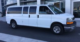 2017 Chevrolet Express 3500 Passenger