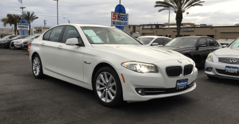 Used BMW at Hawthorne Auto Square