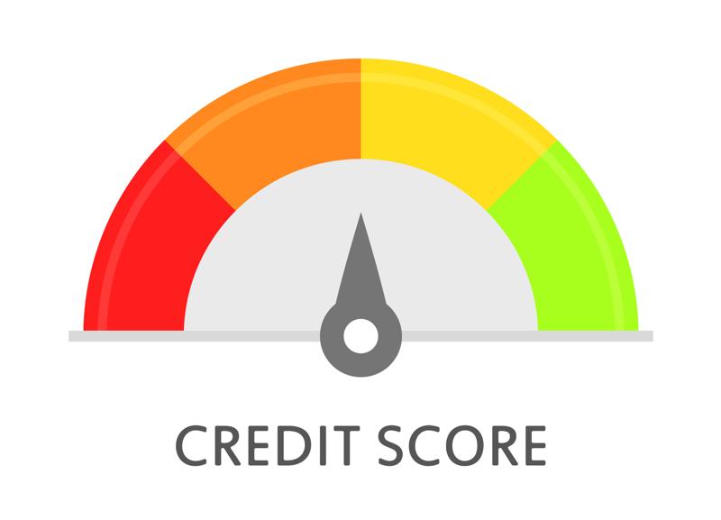 credit-score-thermometer