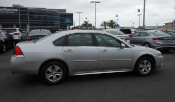 2013 Chevrolet Impala full