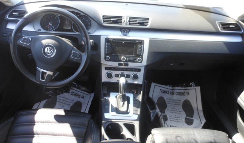 2014 Volkswagen CC full