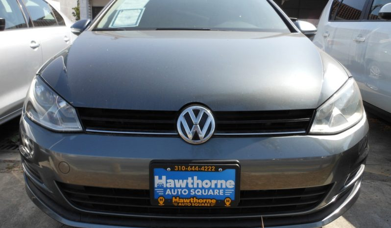 2016 Volkswagen Golf full