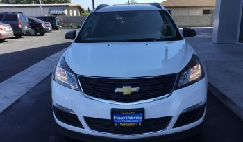 2015 Chevrolet Traverse full