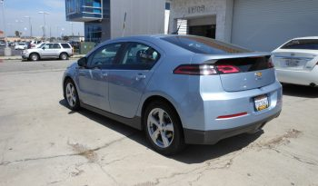 2014 Chevrolet Volt full