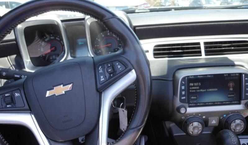 2015 Chevrolet Camaro full