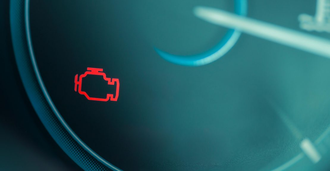Check-Engine-Light-On-Dashboard