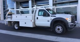 2015 Ford F450 Super Duty Regular Cab & Chassis