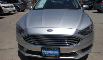 2017 Ford Fusion full