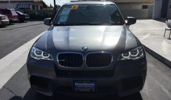 2013 BMW X5 M full